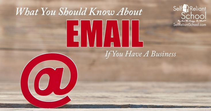 The things you need to know about communicating with your customers via email marketing, whether it's your primary job or a side business.