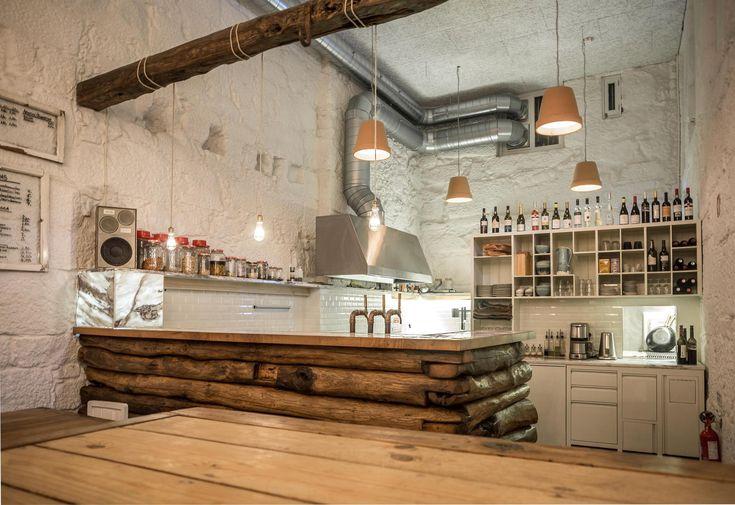 Imagem 5 de 19 da galeria de Restaurante La Piada / LIBB + Nuno Felgar. Fotografia de Tiago Mendes