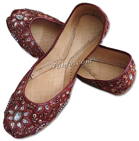 What Are The Orange Brown Shoes Called Flats Women