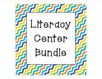 This includes ALL of the $2 Literacy Center Packets that I have in my store (Under 2 dollar deals). This is a full year's worth of literacy centers.This packet is ALL 30 files that can be purchased separately for $2 each. There are:30 High Frequency Word Roll & Read Games30 Phonics Centers (Word sorts for most weeks)30 Phonics Oops Games (to go with above word sort skills)60 other literacy centers covering various skillsIf you'd like to see ALL of the skills included in this huge packet, ...
