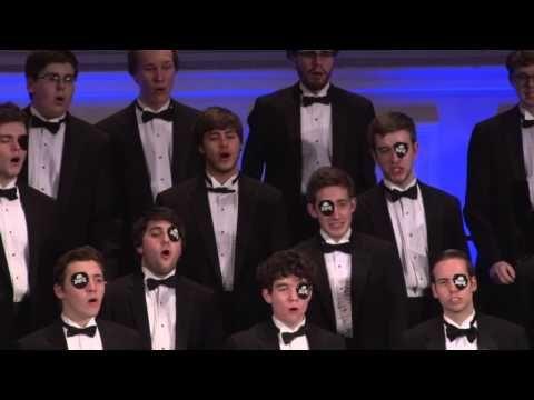 Pirate Song - Tim Y. Jones | Wheaton College Men's Glee Club - YouTube