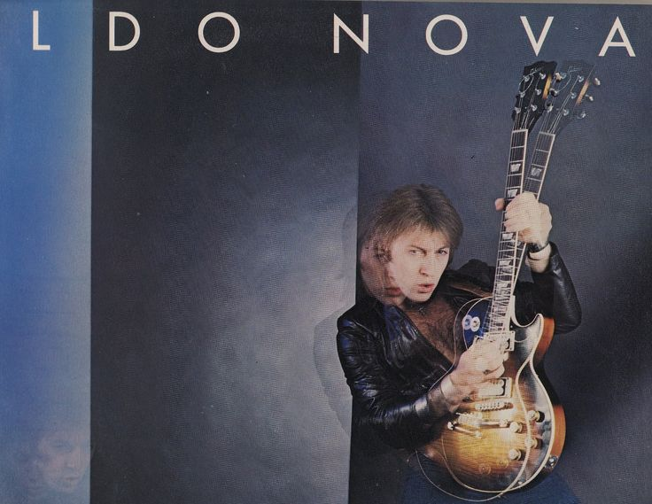 (1) FINN – 50 ALDO NOVA - LP