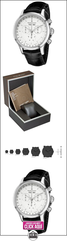 Reloj Maurice Lacroix Les Classiques Chronographe LC1008-SS001-130  ✿ Relojes para hombre - (Lujo) ✿ ▬► Ver oferta: http://comprar.io/goto/B006IY7CVM
