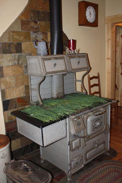 love it! Nancy's stove
