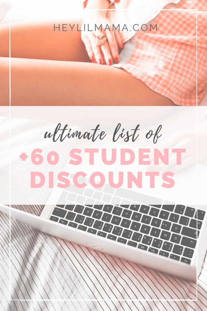 Trying to save money in college? You're going to need this list of restaurants, clothing stores, airlines, and more that offer student discounts!
