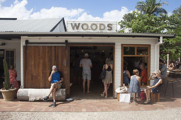 Woods at Bangalow