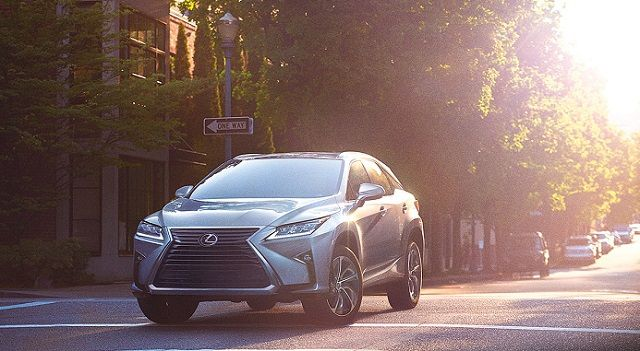 2018 Lexus RX 350: Redesign, Price, and Release Date