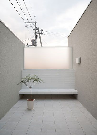 WORKS ::: 寡黙な家 ::: House of Reticence ::: FORM / Kouichi Kimura Architects ::: フォルム・木村浩一建築研究所