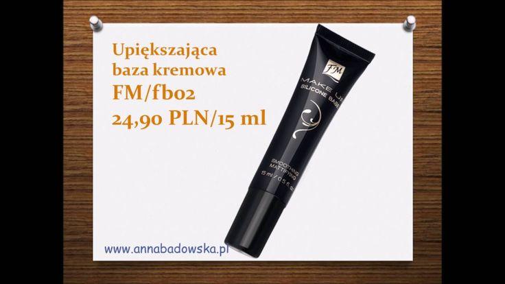Bazy pod makijaż - kosmetyki FM WORLD