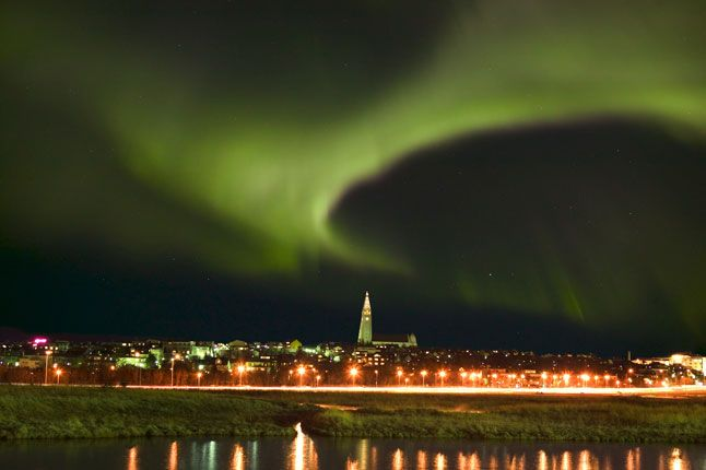 Where to see the Northern Lights - aurora borealis in Iceland (Condé Nast Traveller)