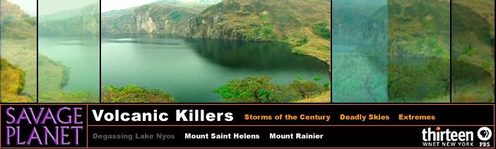Info about Lake Nyos