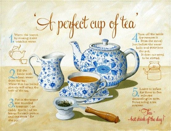 A perfect cup of teaPerfect Teas, Perfect Cuppa, Teas Time, Murmuration Cottages, Things Teas, Cups Of Teas, Afternoon Teas, Teas Parties, Perfect Cups