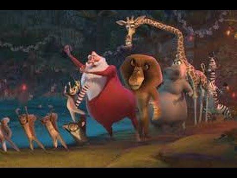 Joyeux Noël Madagascar - bande dessinée en pleine français - YouTube