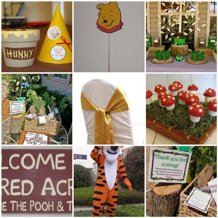 Beautiful Baby Shower On A Budget ~ Baby shower ideas with pooh bear ehow how to auto