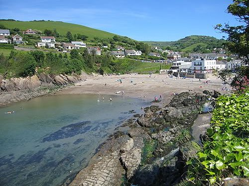 Find family static caravans, lodges and holiday park homes for hire and available to rent at Combe Martin caravan site near Combe Martin in Devon
