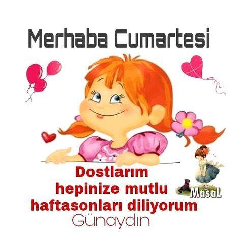 Merhaba Cumartesi. Dostlarım hepinize mutlu haftasonları diliyorum. Günaydın. #cumartesi kiz kalp balon gunaydin