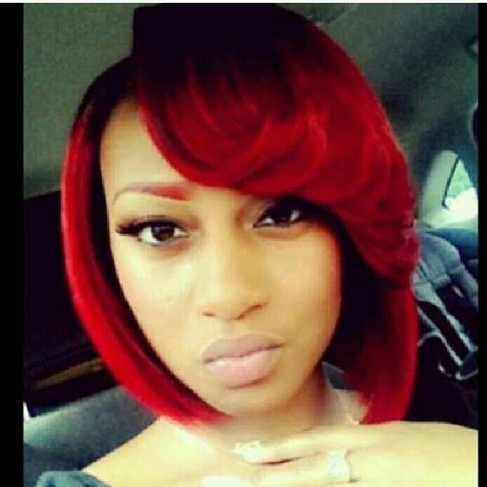 ... Bobs, Red Bobs Hair, Hair Style, Hair Red Weaving, Colors Hair Colors