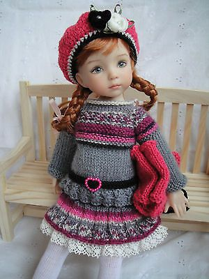 Knitting Patterns Small Dolls Clothes : 1000+ images about Dianna Effner dolls 1 on Pinterest Vinyls, Baby dolls an...
