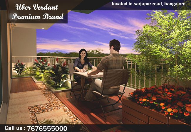 Mana Projects light up your life by providing Luxurious Uber Verdant Apartments in Sarjapur Road.  The Projects having 305 luxurious 2BHK, 2.5 BHK and 3BHK flats in Sarjapur Road has city's IT hub on one side and prime residential area on the other. Uber Verdant Apartments in Sarjapur Road is best option and only solution for the investors. Uber Verdant Apartments for Sale in Sarjapur Road was approved and all leading banks offering loans for the property.
