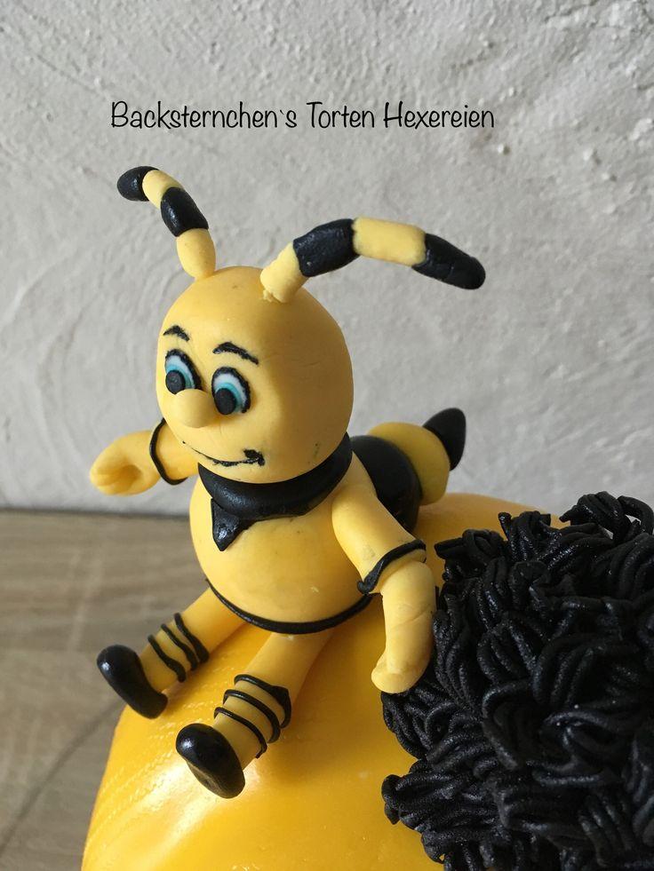 Fondant BVB Maskottchen Emma Emma BVB Anleitung Tutorial Emma BVB