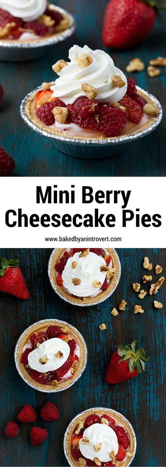 made with Dannon® Light & Fit® Strawberry Cheesecake Greek Yogurt ...