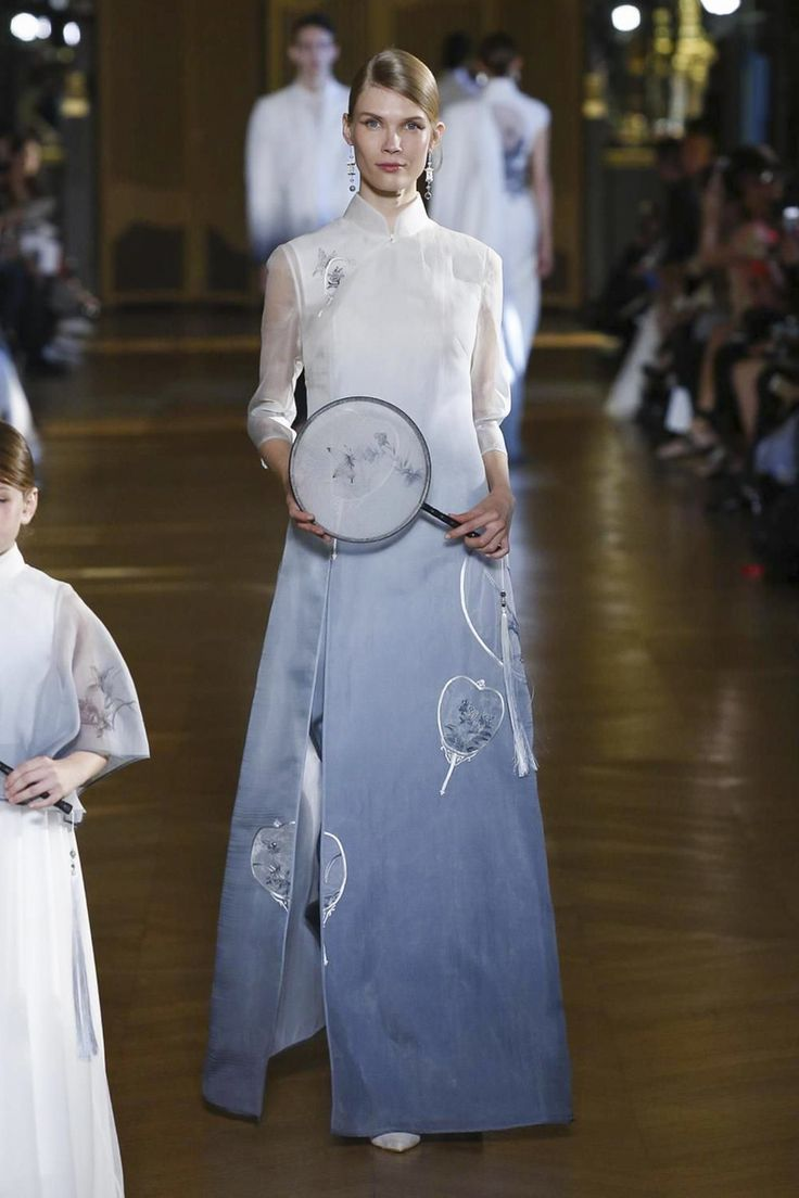 Heaven Gaia Fashion Show Ready to Wear Collection Spring Summer 2017 in Paris