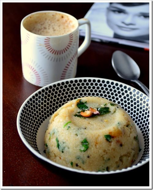 Upma - My favorite breakfast recipe made using Semolina. It is a perfect way to start your day.