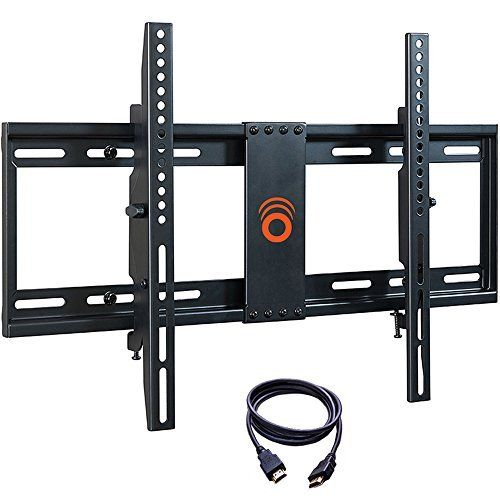 """Proper Sliding Flat & Curved TV Wall Bracket for 37"""" 39"""" 40"""" 48"""" 55"""" 60"""" 65"""" 70"""" inch LED Televisions"""