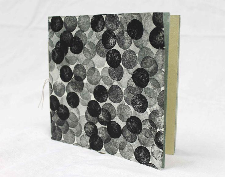 #IDP #Visual #Stamp #Handmade #Book #BenedettaSimone