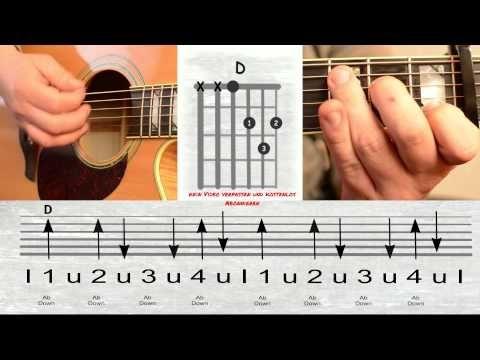 Helene Fischer - Atemlos I Akkorde ITutorial für Gitarre I Chords I Acoustic I - YouTube