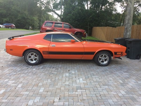 1973 Ford Mustang for sale $24,999.00