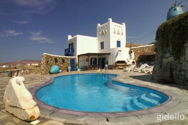Mykonos Villa Cavo Delos   : Mykonos'un en lüks villalarından birinde; son derece konforlu ve kişiye özel, unutulmaz bir tatilin tadını çıkarın.