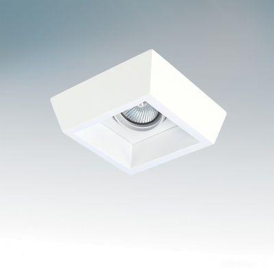 Декоративные светильники, Светильник встраиваемый 042020 Extra Qua Lightstar