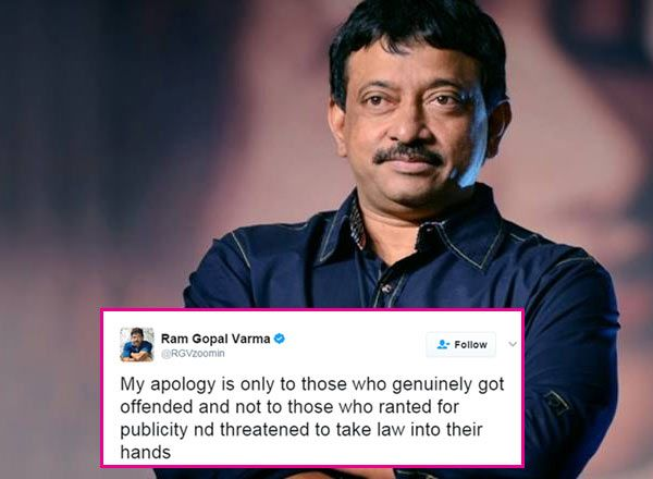 @RGVzoomin apologises for his tweet on Sunny Leone but with a DISCLAIMER! #RamGopalVarma #SunnyLeone #Twitter  http://www.glamoursaga.com/ram-gopal-varma-apologises-for-his-tweet-on-sunny-leone-but-it-isnt-an-unconditional-apology/