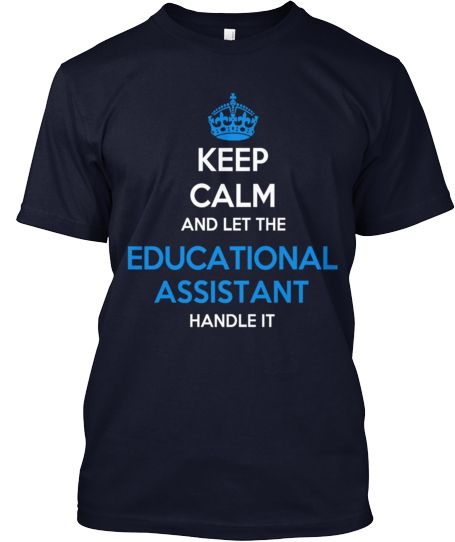 Limited Edition - EDUCATIONAL ASSISTANT | Teespring