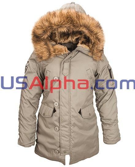 Куртка Altitude Women #аляска #парка #женская куртка #теплая куртка #девушкам #мода #alpha #usalpha.com