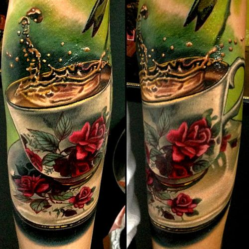 Tattoo done by Nikko Hurtado.