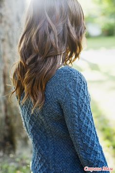 Пуловер Gelsomina от Бруклин Твид.