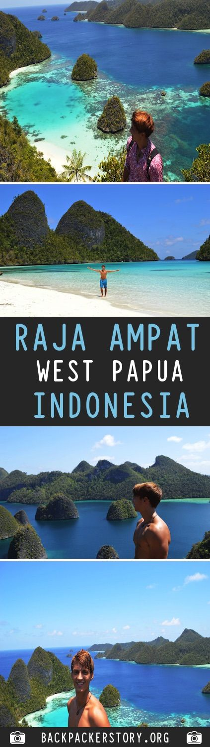 Complete guide to Raja Ampat in West Papua, Indonesia