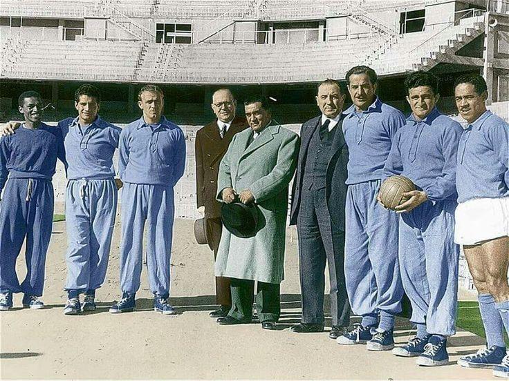 Club Deportivo Los Millonarios, el mejor del mundo e los 50s