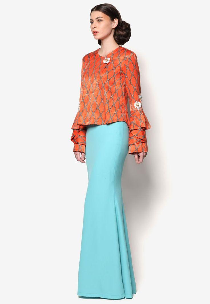 LS for Jovian – Afifah Modern Baju Kurung_2