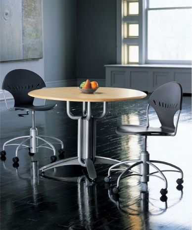 Versteel Chela Chairs For The Breakroom (available In A Variety Of Colors)