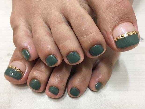 25 Eye-Catching Pedicure Ideas for Spring. Simple Toe NailsNail Designs ... - Best 25+ Simple Toe Nails Ideas On Pinterest Cute Toenail
