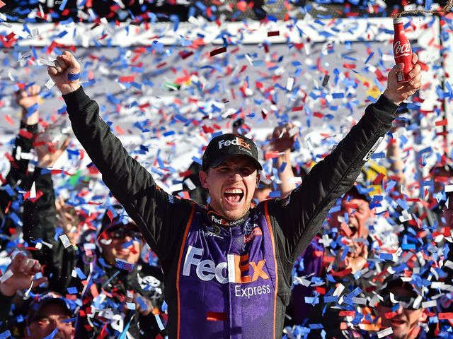 2016 Daytona 500: Denny Hamlin wins in photo finish