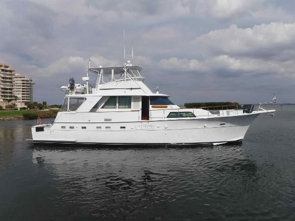Hatteras 58 Yacht Fisherman for sale in Longboat Key Florida