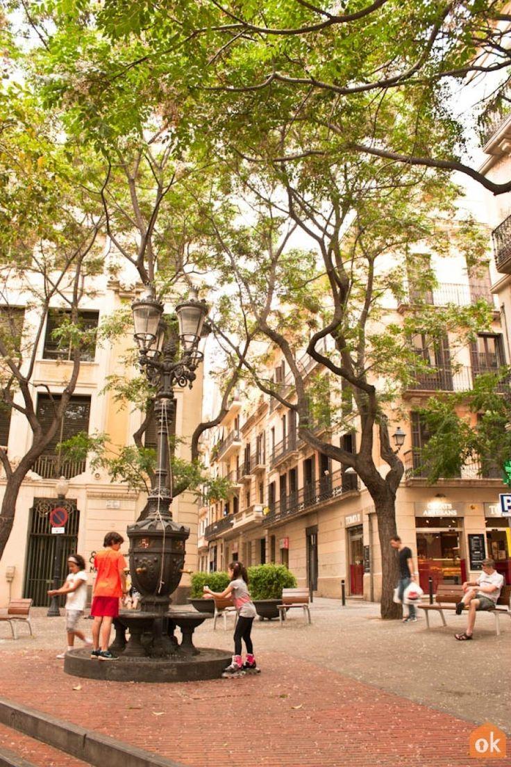 Barri de Gràcia - Barcelona