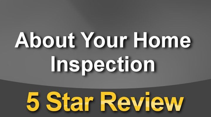 About Your Home Inspection Huntley  Terrific Five Star Review by Jennife...