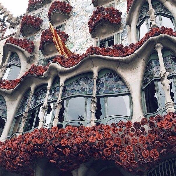 Испания, Барселона.