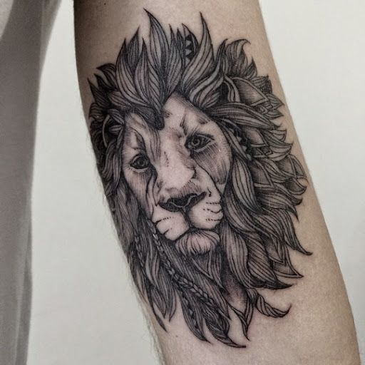 Breathtaking Leo Tattoos That Make You Proud To Be A Leo: 25+ Best Ideas About Lion Tattoo On Pinterest