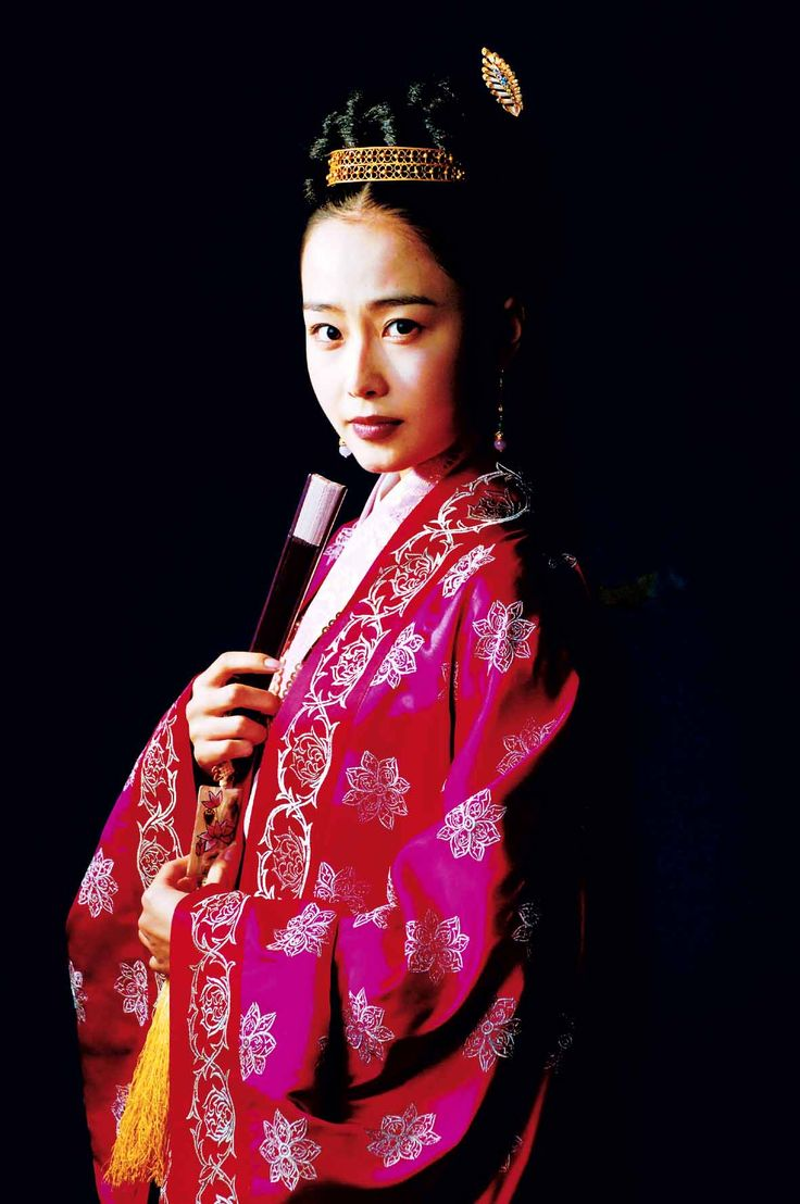 Drama Daejoyeong. Goguryeo-Balhae era. Korean traditional clothes #hanbok